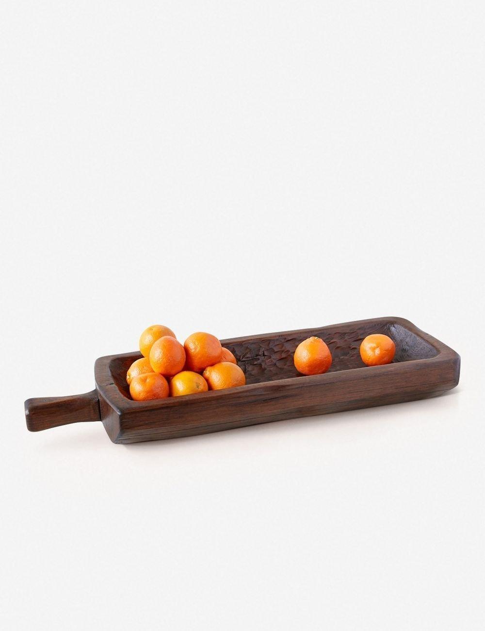 Bordeaux Grain Measure Decorative Bowl