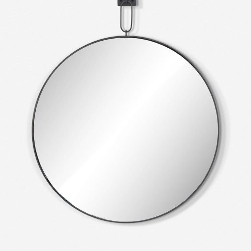 Drista Round Mirror