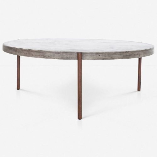 Harrison Indoor / Outdoor Round Coffee Table