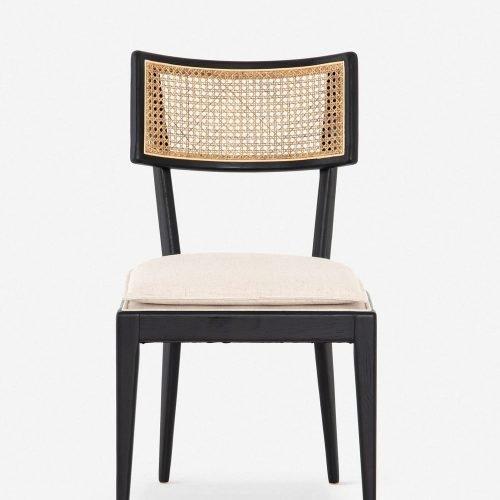 Jaz Dining Chair, Black