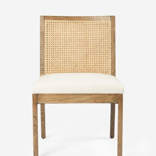 Jeni Dining Chair, Natural