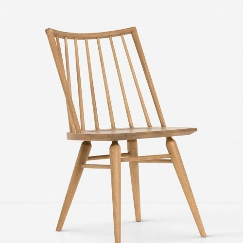 Lanae Dining Chair, Sandy Oak