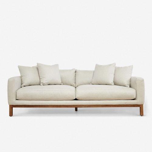 Maxwell Sofa, Natural