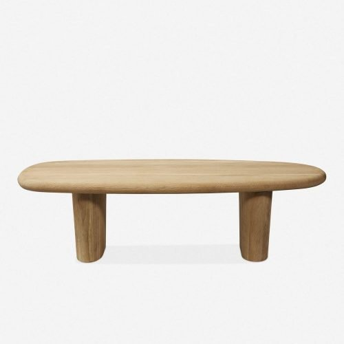 Nera Coffee Table, Natural