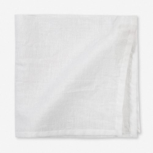 Pom Pom at Home Glenn Napkin, White (Set of 4)