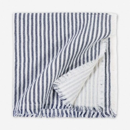 Pom Pom at Home Healdsburg Napkin, Navy (Set of 4)