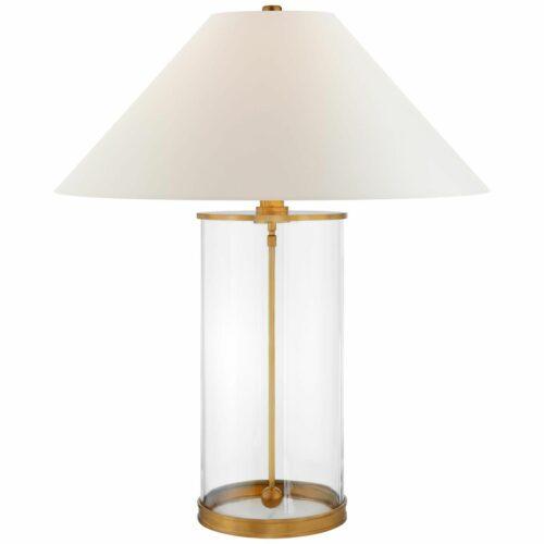 Ralph Lauren Ralph Lauren Modern 30 Inch Table Lamp Modern - RL11167BN-P - Transitional