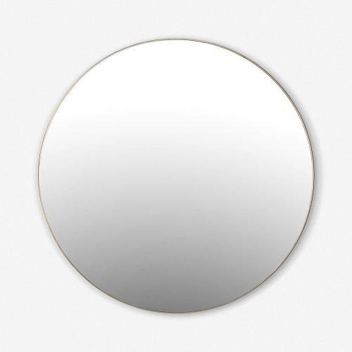 Saba Round Mirror