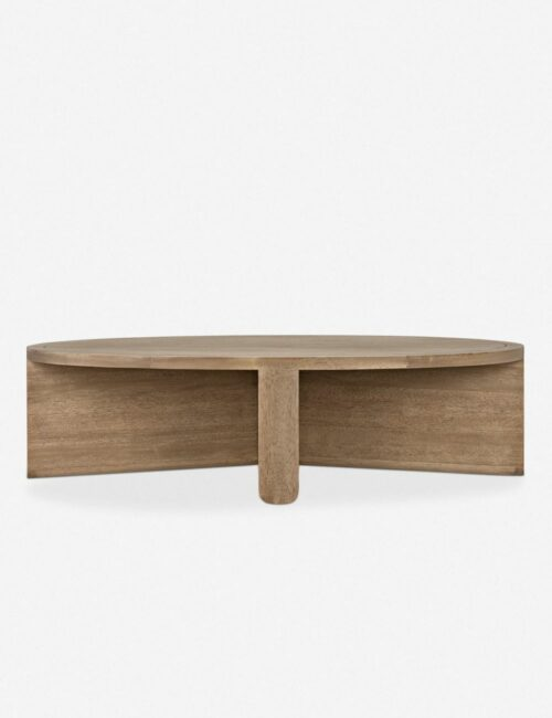 Noora Oval Coffee Table